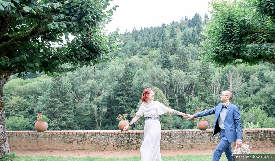 Le mariage de Charles et Louise à Brullioles, Rhône