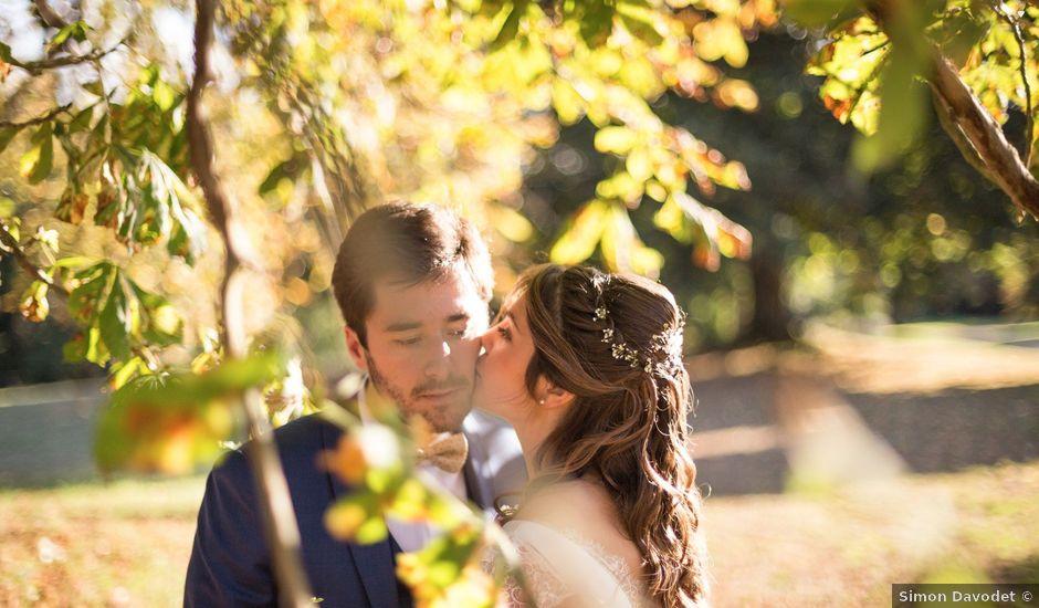 Le mariage de Jean-Baptiste et Agathe à Antrain, Ille et Vilaine