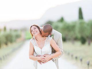 Le mariage de Joana et Florent