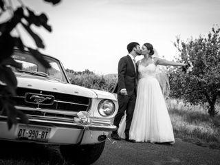 Le mariage de Agnès et Andrew