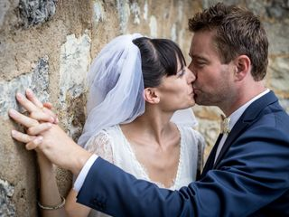 Le mariage de Amandine et Frédéric 1