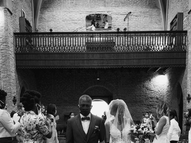 Le mariage de Xavier et Judith à Escalquens, Haute-Garonne 15