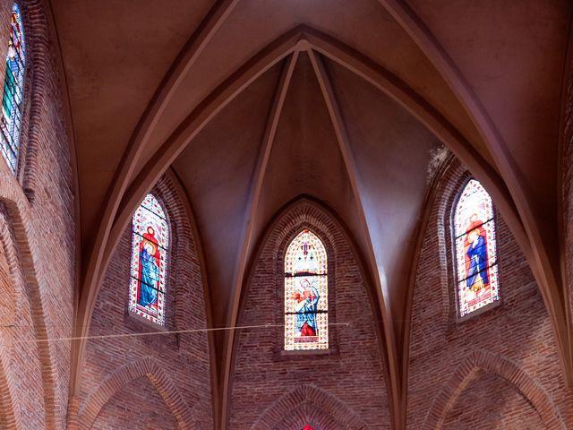 Le mariage de Xavier et Judith à Escalquens, Haute-Garonne 16
