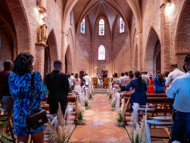 Le mariage de Xavier et Judith à Escalquens, Haute-Garonne 18