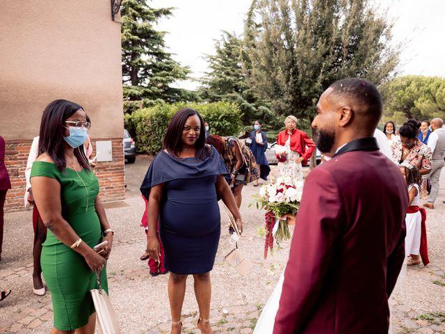 Le mariage de Xavier et Judith à Escalquens, Haute-Garonne 22
