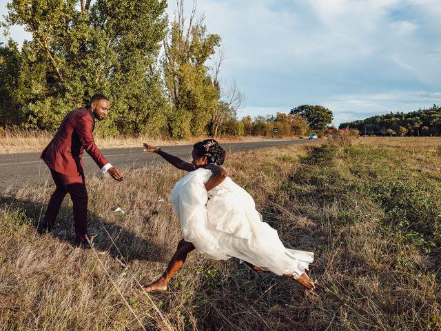 Le mariage de Xavier et Judith à Escalquens, Haute-Garonne 37