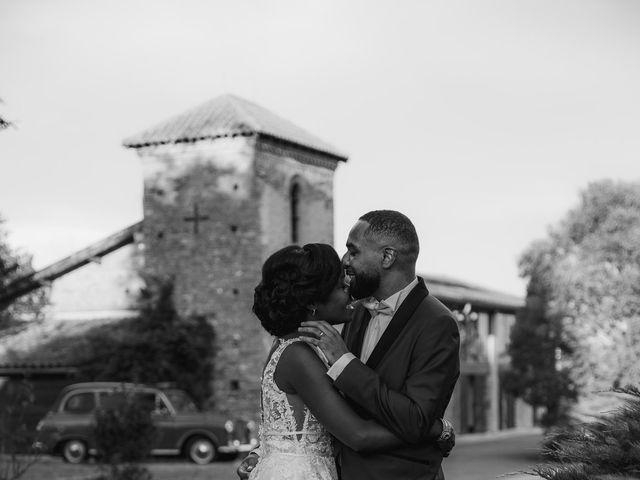 Le mariage de Xavier et Judith à Escalquens, Haute-Garonne 38