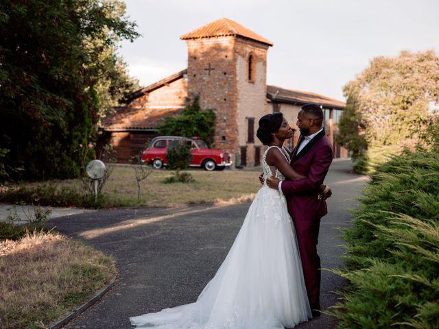 Le mariage de Xavier et Judith à Escalquens, Haute-Garonne 44