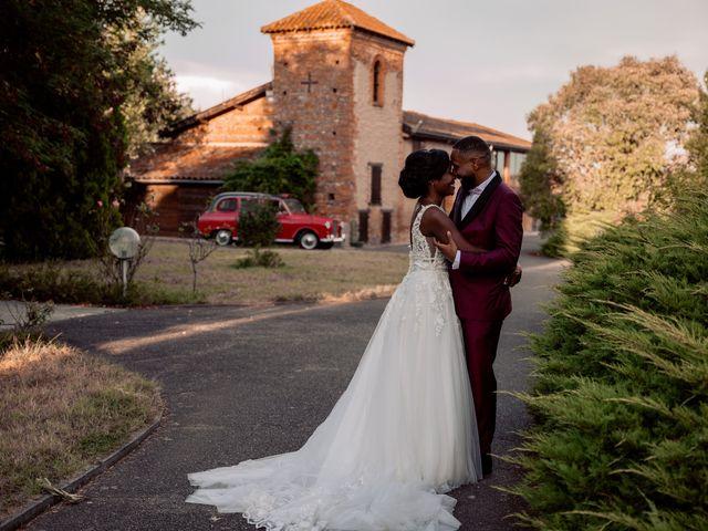 Le mariage de Xavier et Judith à Escalquens, Haute-Garonne 45