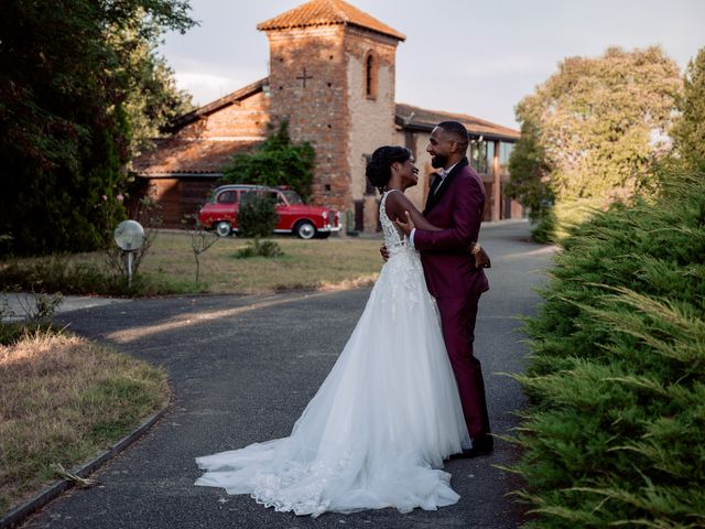 Le mariage de Judith et Xavier