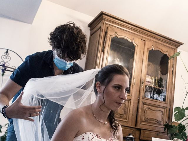 Le mariage de Sebastien et Elodie à Lisle-sur-Tarn, Tarn 8