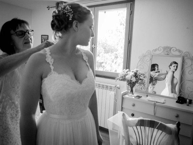 Le mariage de Andrew et Agnès à Moirans, Isère 1