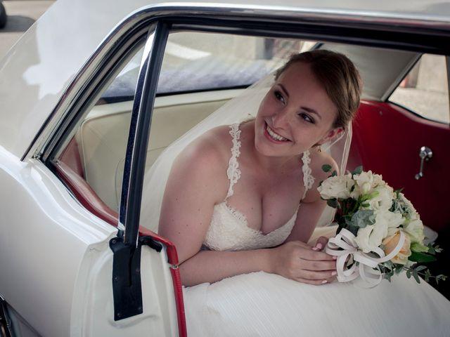 Le mariage de Andrew et Agnès à Moirans, Isère 4