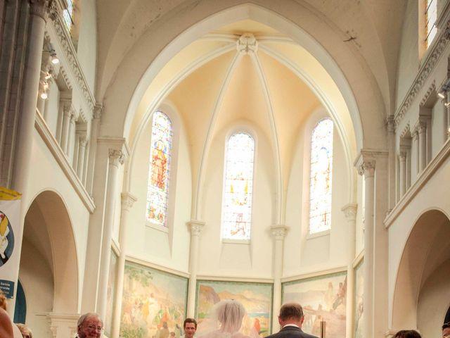 Le mariage de Andrew et Agnès à Moirans, Isère 5