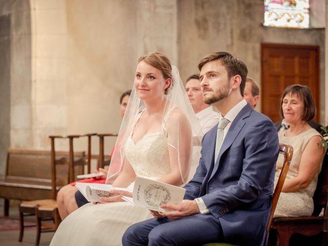 Le mariage de Andrew et Agnès à Moirans, Isère 6