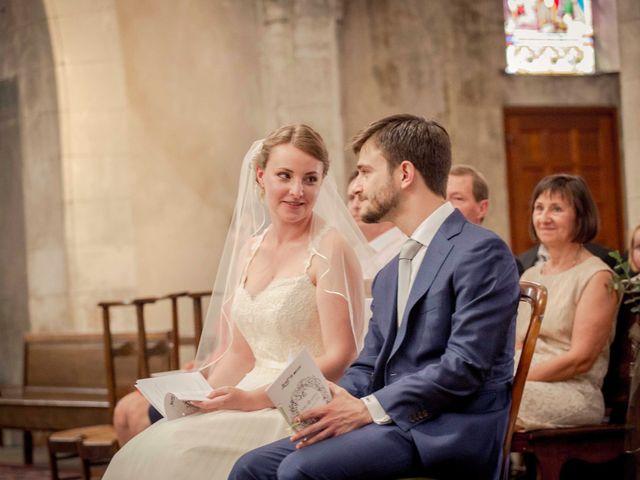 Le mariage de Andrew et Agnès à Moirans, Isère 7