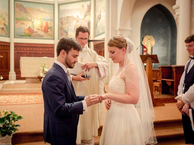 Le mariage de Andrew et Agnès à Moirans, Isère 9