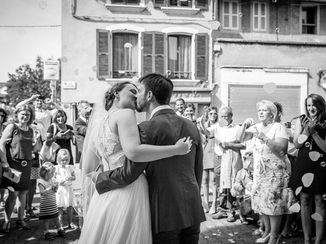 Le mariage de Andrew et Agnès à Moirans, Isère 10