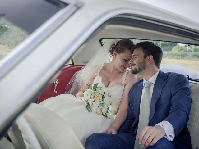 Le mariage de Andrew et Agnès à Moirans, Isère 12