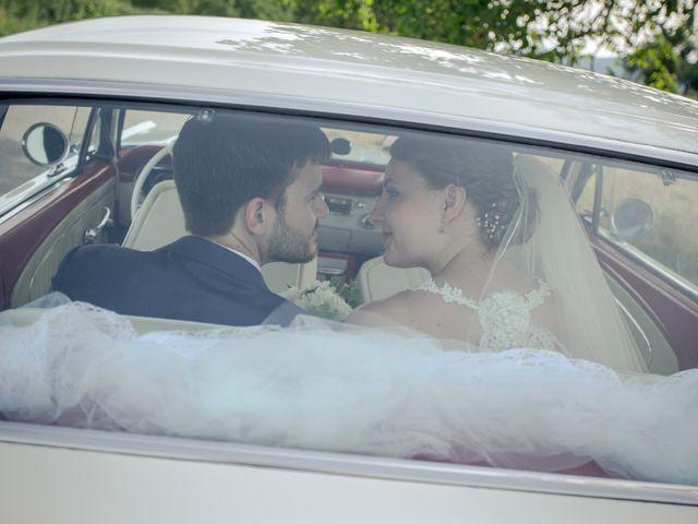 Le mariage de Andrew et Agnès à Moirans, Isère 13