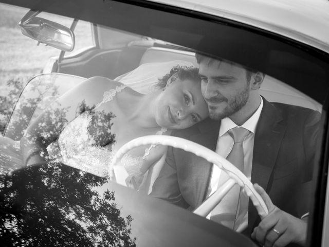 Le mariage de Andrew et Agnès à Moirans, Isère 14