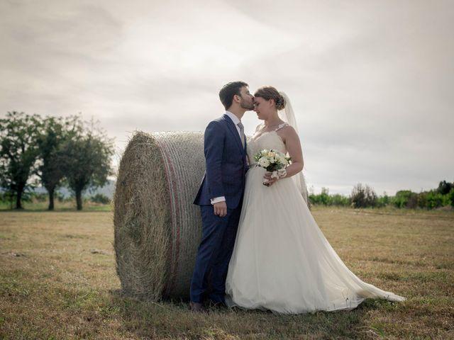 Le mariage de Andrew et Agnès à Moirans, Isère 15
