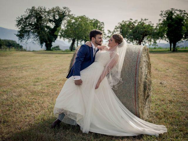 Le mariage de Andrew et Agnès à Moirans, Isère 16