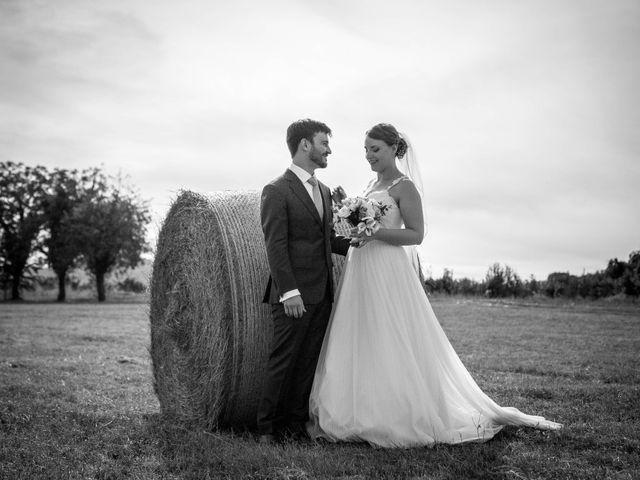 Le mariage de Andrew et Agnès à Moirans, Isère 17