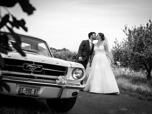 Le mariage de Andrew et Agnès à Moirans, Isère 19