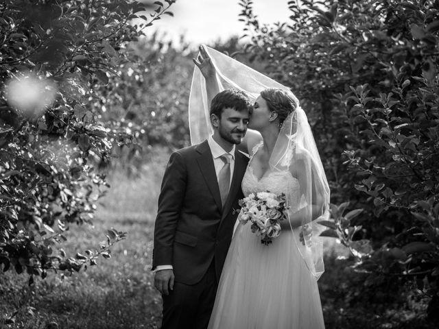 Le mariage de Andrew et Agnès à Moirans, Isère 20