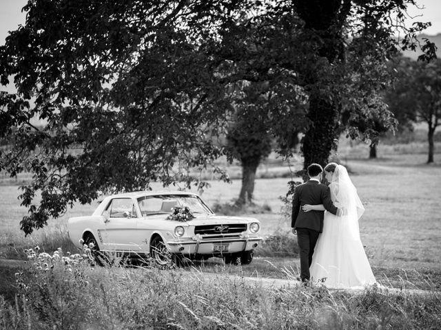 Le mariage de Andrew et Agnès à Moirans, Isère 22