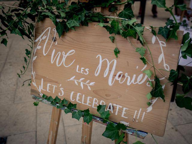 Le mariage de Andrew et Agnès à Moirans, Isère 23