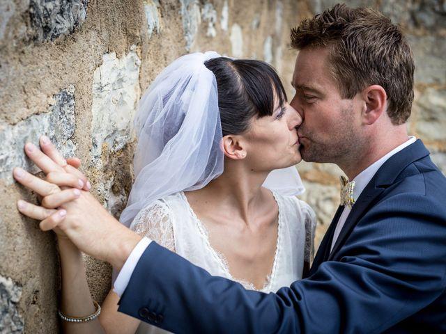 Le mariage de Frédéric et Amandine à Saint-Auban, Alpes-de-Haute-Provence 1