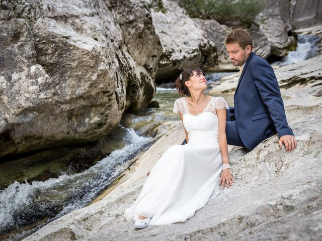 Le mariage de Frédéric et Amandine à Saint-Auban, Alpes-de-Haute-Provence 2