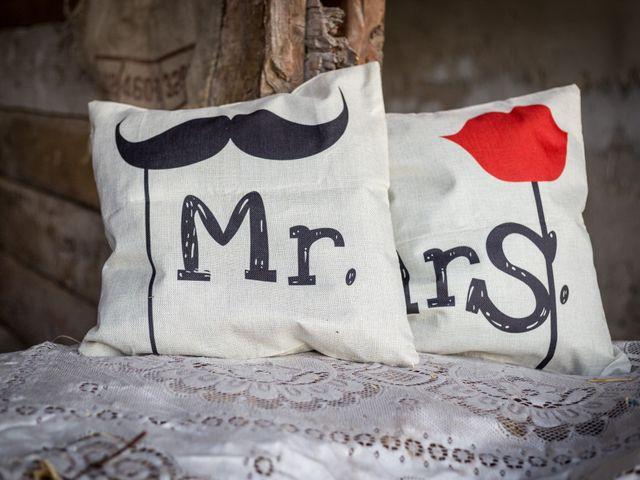 Le mariage de Frédéric et Amandine à Saint-Auban, Alpes-de-Haute-Provence 12