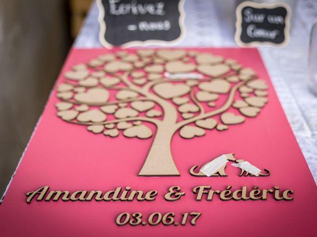 Le mariage de Frédéric et Amandine à Saint-Auban, Alpes-de-Haute-Provence 16