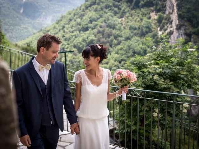 Le mariage de Frédéric et Amandine à Saint-Auban, Alpes-de-Haute-Provence 21