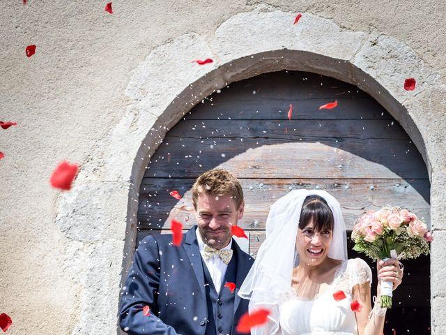Le mariage de Frédéric et Amandine à Saint-Auban, Alpes-de-Haute-Provence 25