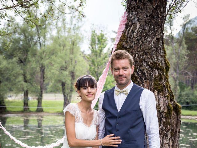 Le mariage de Frédéric et Amandine à Saint-Auban, Alpes-de-Haute-Provence 29