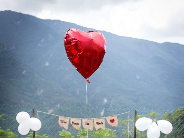 Le mariage de Frédéric et Amandine à Saint-Auban, Alpes-de-Haute-Provence 34