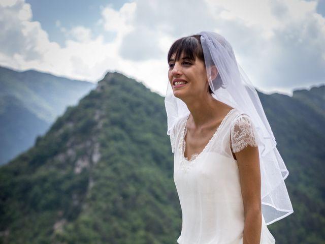 Le mariage de Frédéric et Amandine à Saint-Auban, Alpes-de-Haute-Provence 37