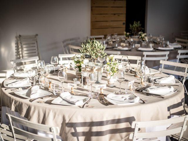 Le mariage de Frédéric et Amandine à Saint-Auban, Alpes-de-Haute-Provence 40