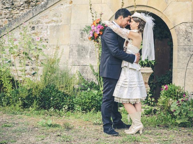 Le mariage de Cécile et Alvaro