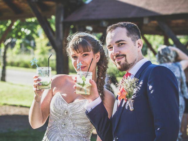Le mariage de Nicolas et Sabrina à Geispolsheim, Bas Rhin 15