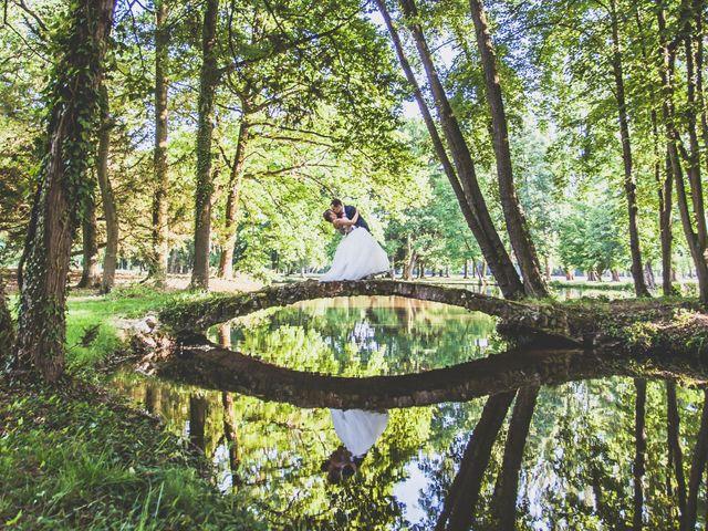 Le mariage de Nicolas et Sabrina à Geispolsheim, Bas Rhin 27