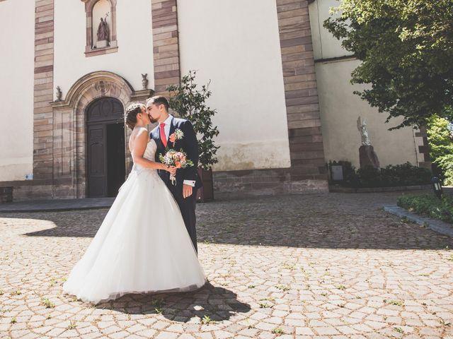 Le mariage de Nicolas et Sabrina à Geispolsheim, Bas Rhin 4