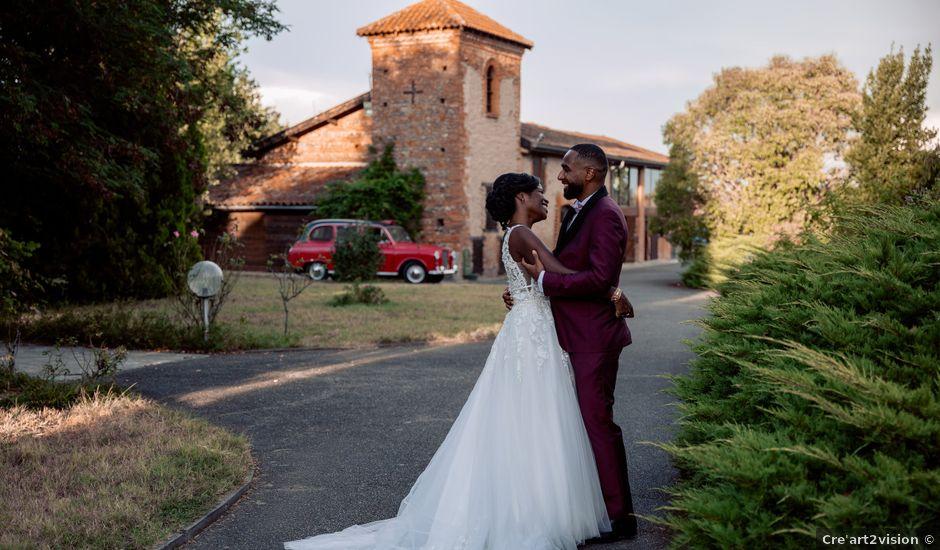 Le mariage de Xavier et Judith à Escalquens, Haute-Garonne