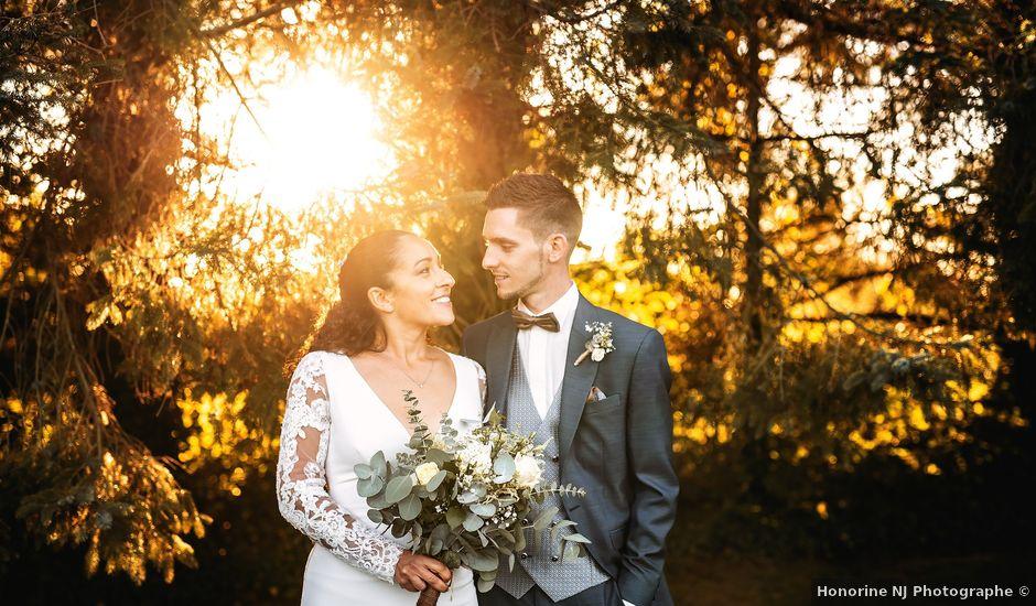 Le mariage de Rémi et Marion à Le Mesnil-Esnard, Seine-Maritime