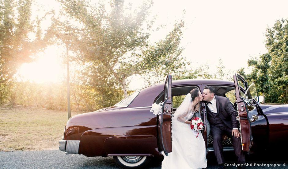 Le mariage de Sebastien et Elodie à Lisle-sur-Tarn, Tarn