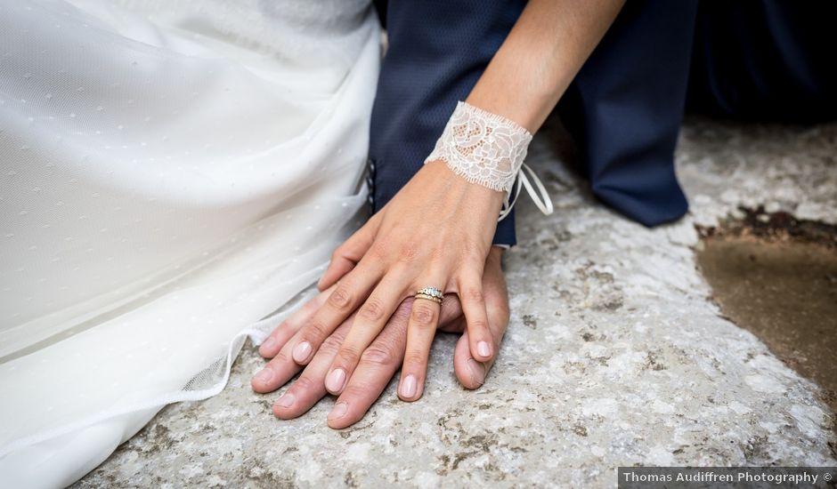 Le mariage de Frédéric et Amandine à Saint-Auban, Alpes-de-Haute-Provence